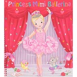 MY STYLE PRINCESS Princess Mimi Ballerina [TM 8302_A] - Buku Catatan / Journal